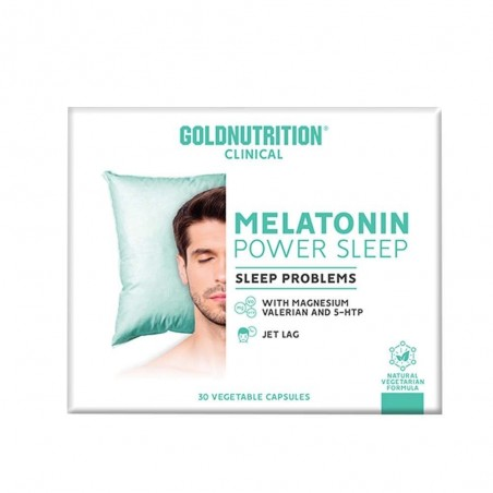 GoldNutrition Melatonin Power Sleep