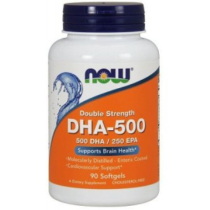 DHA-500 Double Strength 90 caps