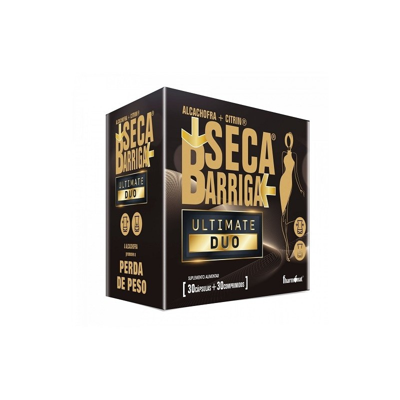 Seca Barriga Premium Ultimate Duo