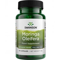 Moringa Oleifera 60 caps