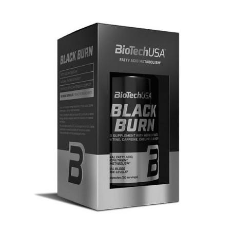 Biotech Black Burn 90 caps
