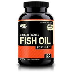 Optimum Fish Oil 100 softgels