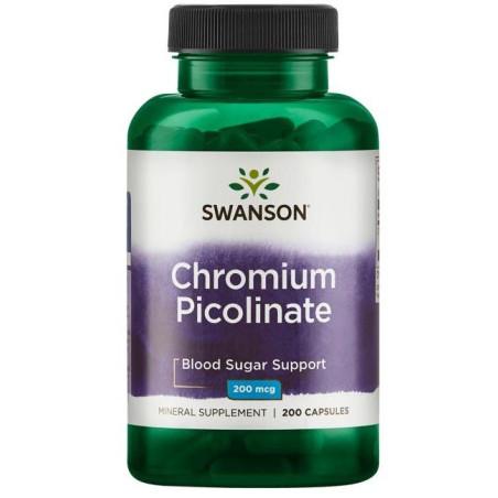Swanson Chromium Picolinate