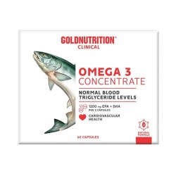 Omega 3 Concentrate 60 caps
