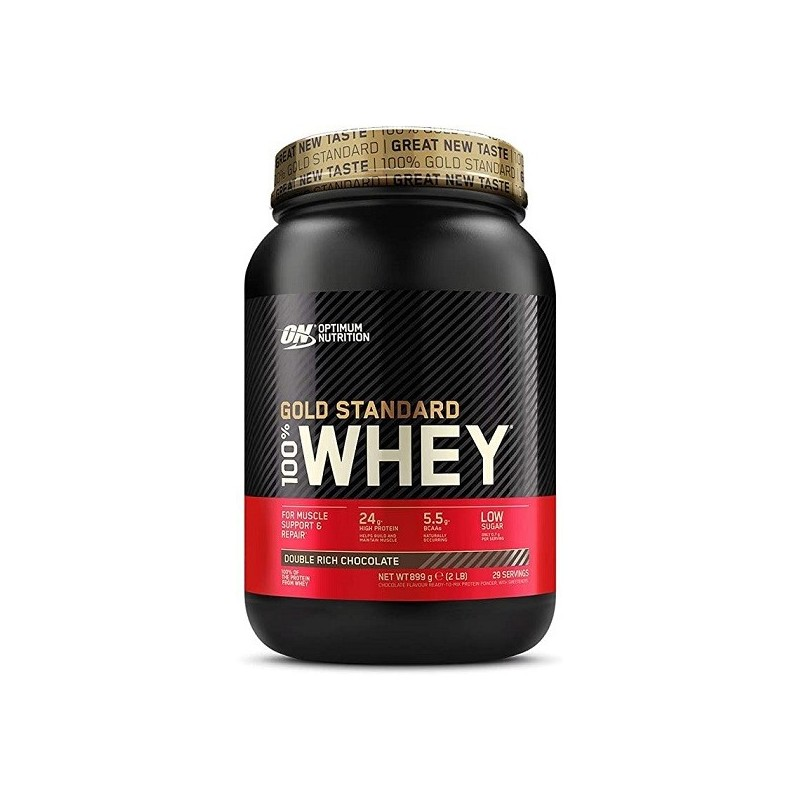 100% Whey Gold Standard® 908g