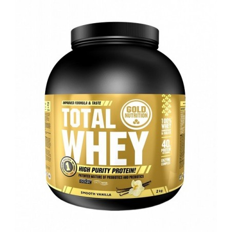 GoldNutrition Total Whey 2000g