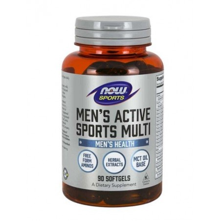 Men's Active Sports Multi 90 softgels