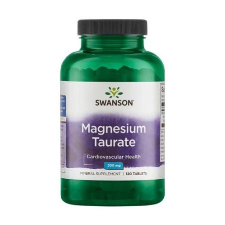 Swanson Magnesium Taurate