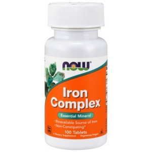 Iron complex 100 tabs