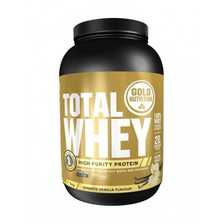 GoldNutrition Total Whey 1kg