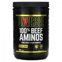 Universal 100% Beef Aminos 200 tabs