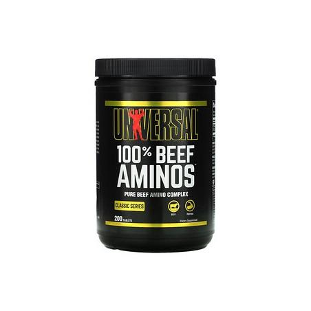 Universal 100% Beef Aminos 200 tabs