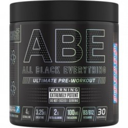 ABE - All Black Everything...