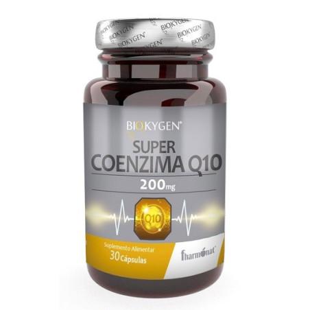 Biokygen Super Coenzima Q10 200mg - 30 caps