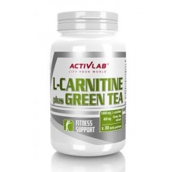 ActivLab L-Carnitine plus Green Tea