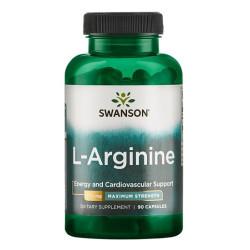 L-Arginine 90 caps