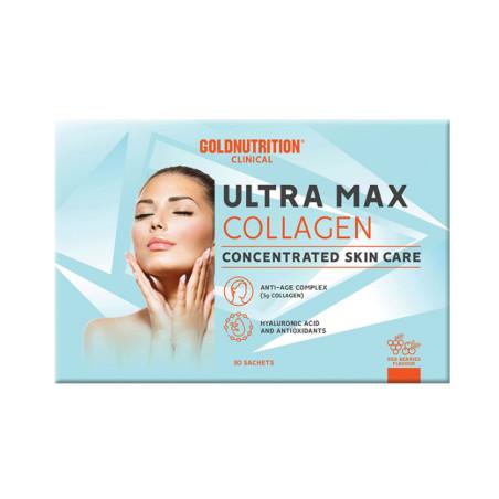 Ultra Max Collagen 30 saquetas