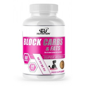 Block Carbs & Fats 60 caps