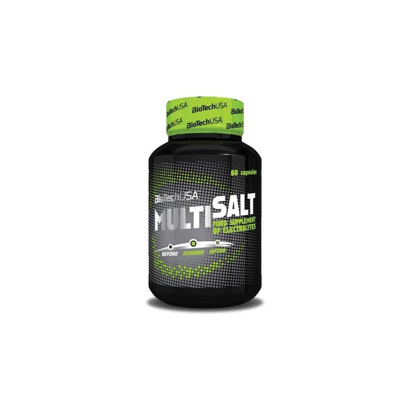 biotech MultiSalt 60 caps