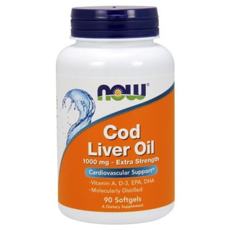 Cod Liver Oil 90 softgel