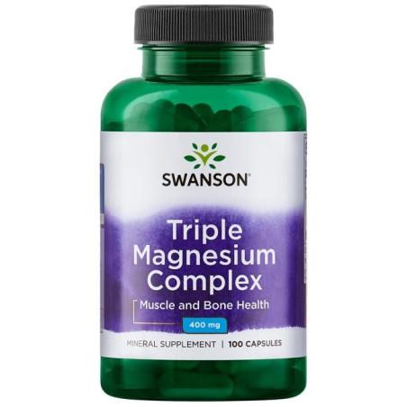 Triple Magnesium Complex 100 caps