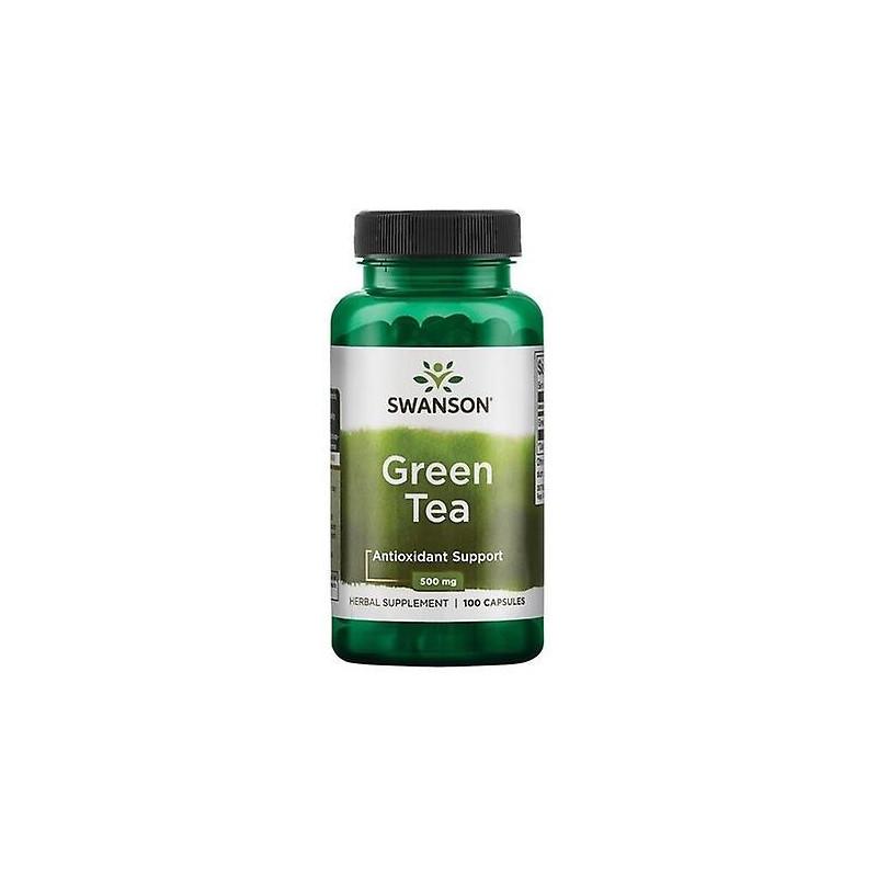 Swanson Green Tea