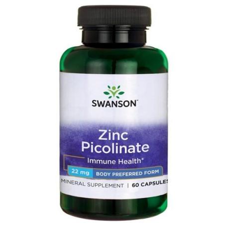 Swanson Zinc Picolinate