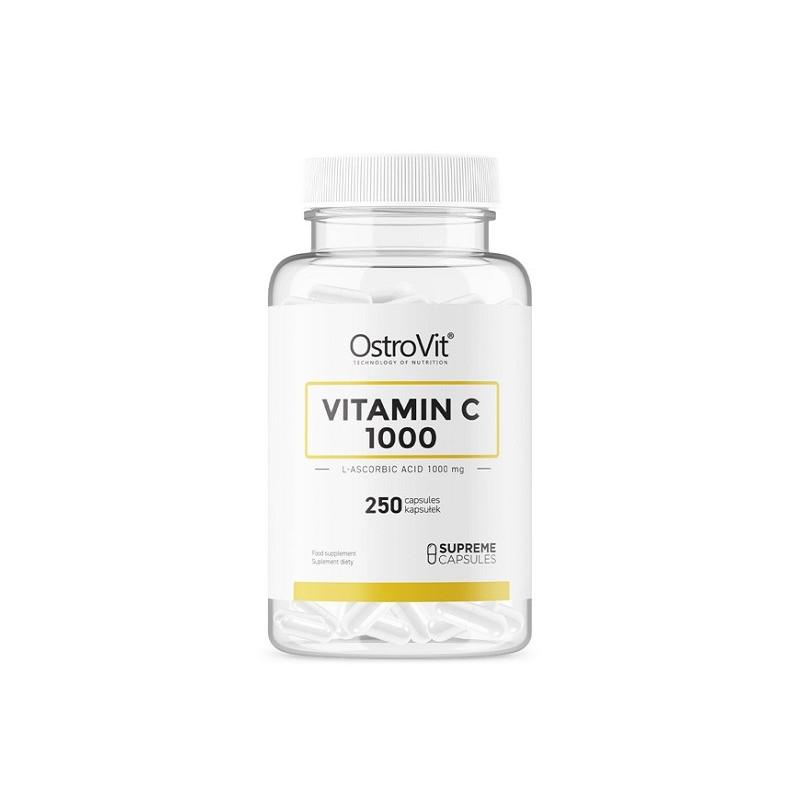 Ostrovit Vitamin C 1000 - 250 caps
