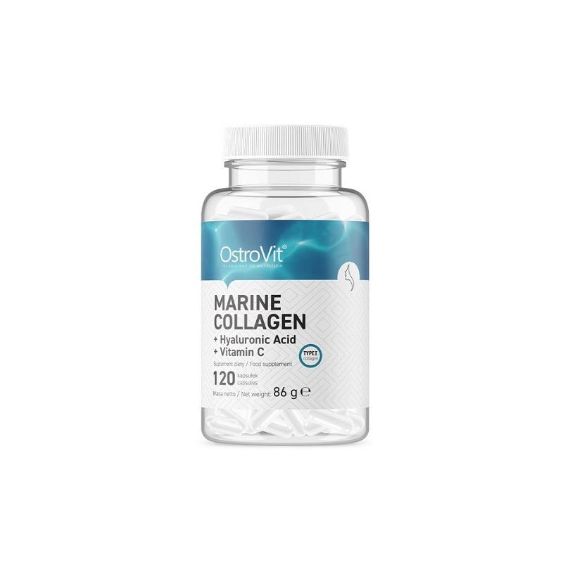 Marine Collagen + Hyaluronic Acid + Vitamin C