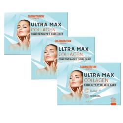 Pack 3x UltraMax Collagen 30 saquetas