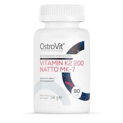 Vitamin K2 200 Natto MK-7 - 90 tabs