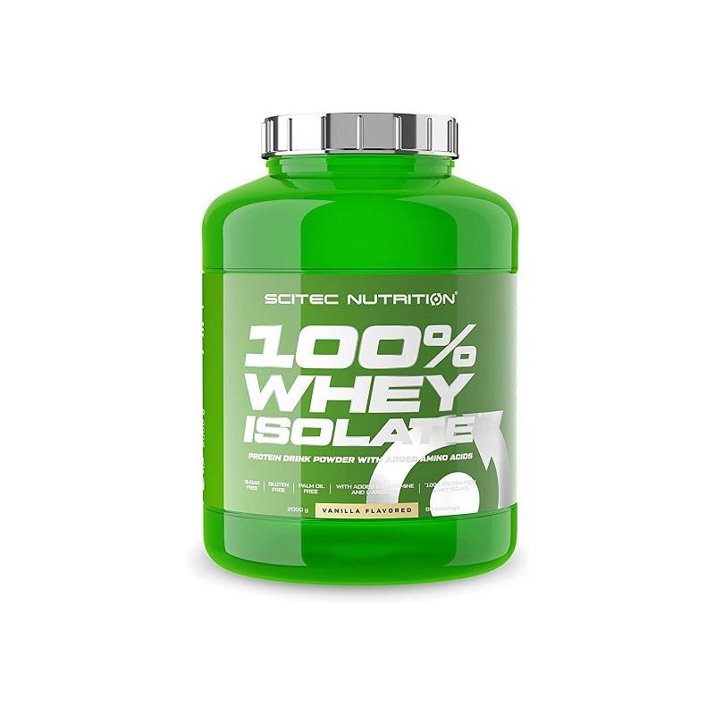 100% Whey Isolate 2000g