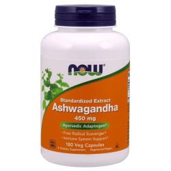 Now Foods Ashwaganda 180