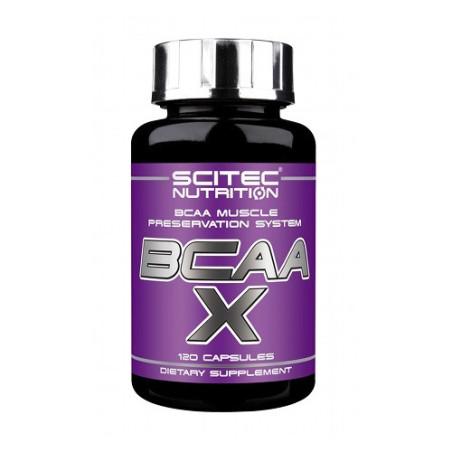 BCAA-X 120 caps