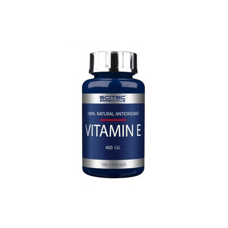 Vitamin E 100 caps