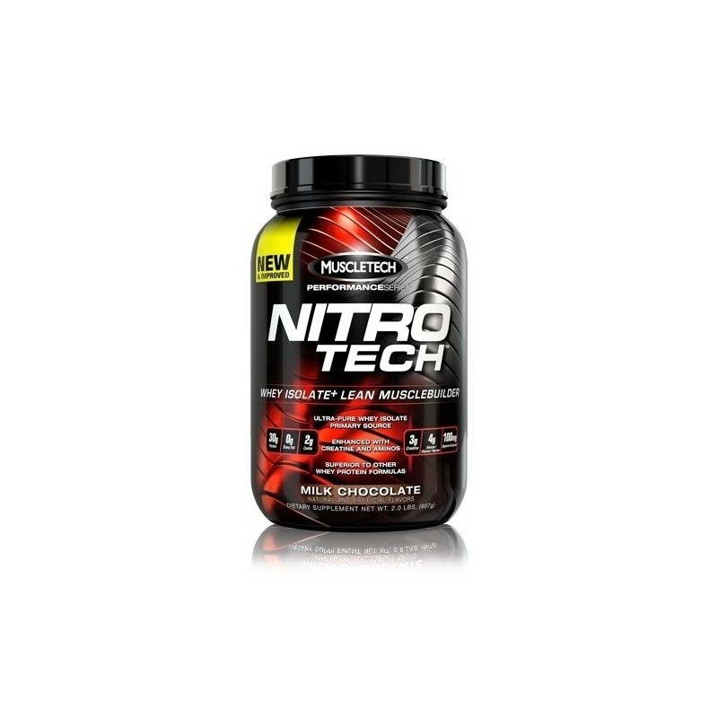 Muscletech Nitro-Tech Performance Series 907g