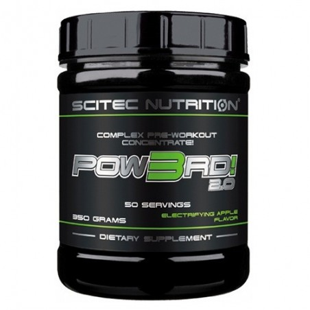 Pow3rd! 2.0 - 50 servings