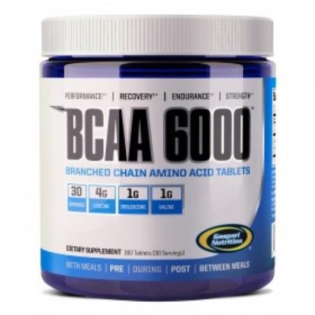 BCAA 6000 - 180 Tabs