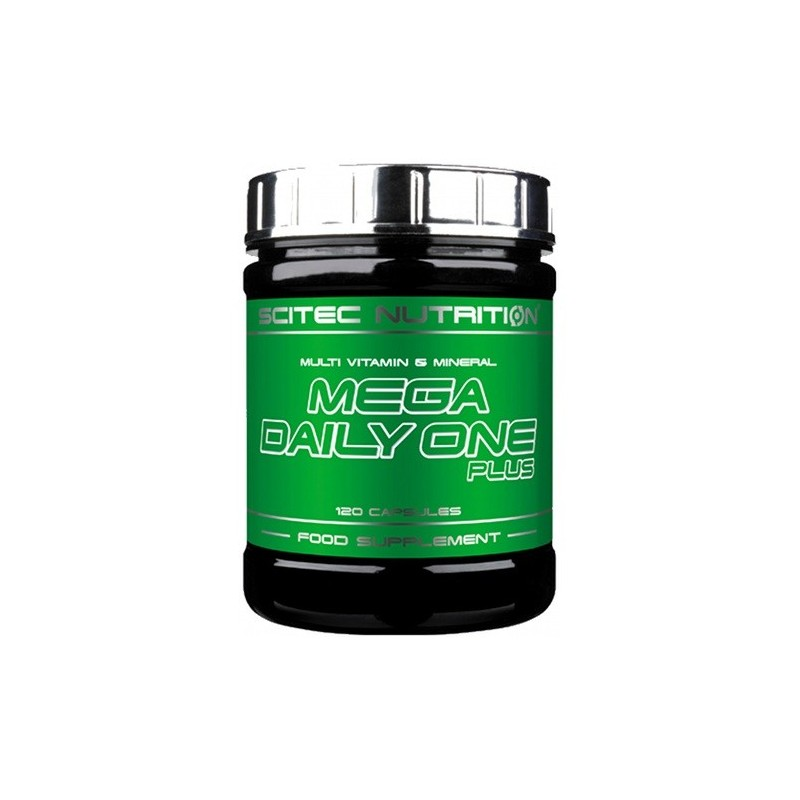 Scitec Mega Daily One Plus 120 caps