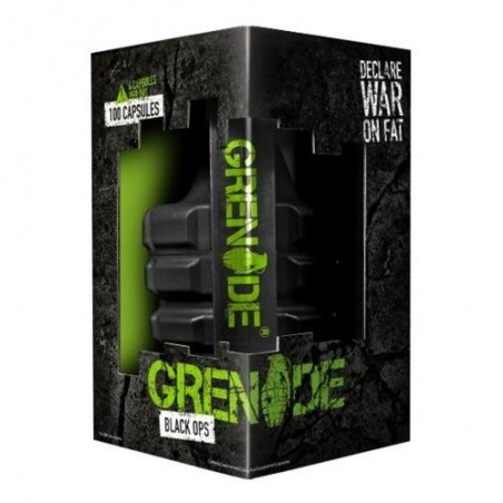 Grenade Black Ops™ 100 Caps
