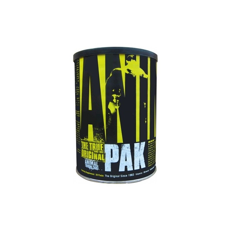 Animal Pak 30 Packs