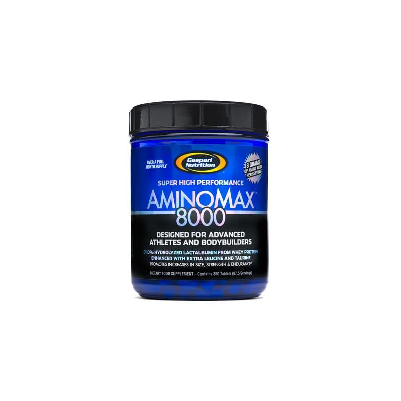 AminoMax 8000 - 350 tabs