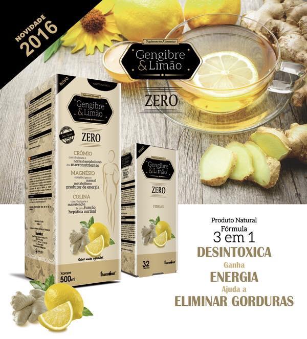 Gengibre & Limão